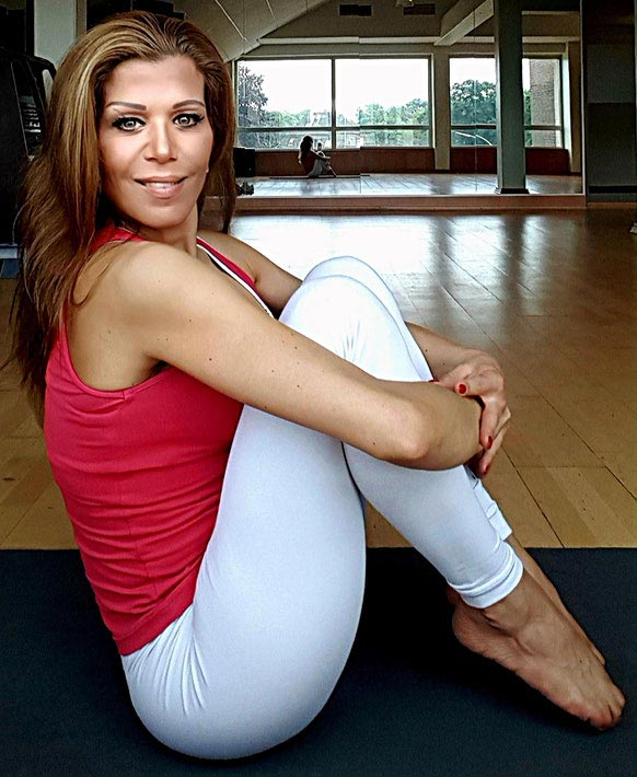 Marleen Spang - Pilates Beauty